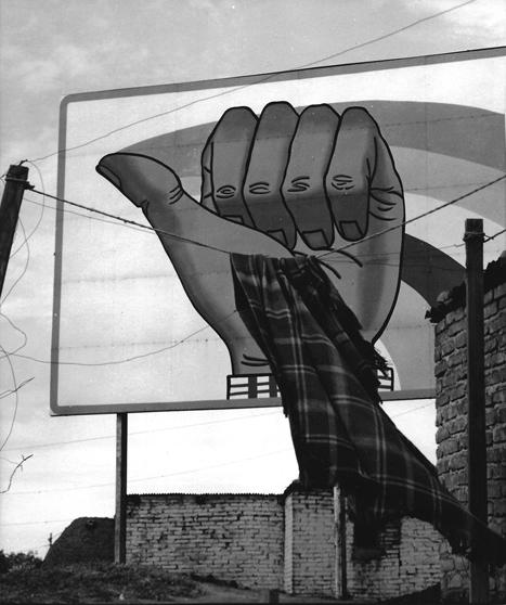 Mano urbana / Urban Hand